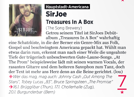 Review Rockstar Magazin